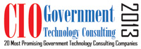 20 Most Promising Government Technology Consulting Companies - 2013